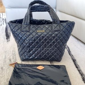 AUTH MZ Wallace Small Metro Tote